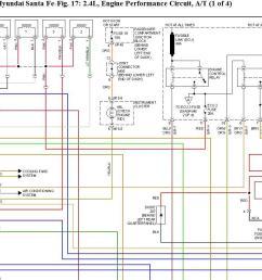 wiring diagram for hyundai santa fe wiring diagram used wiring diagram for 2003 hyundai santa fe [ 1295 x 874 Pixel ]