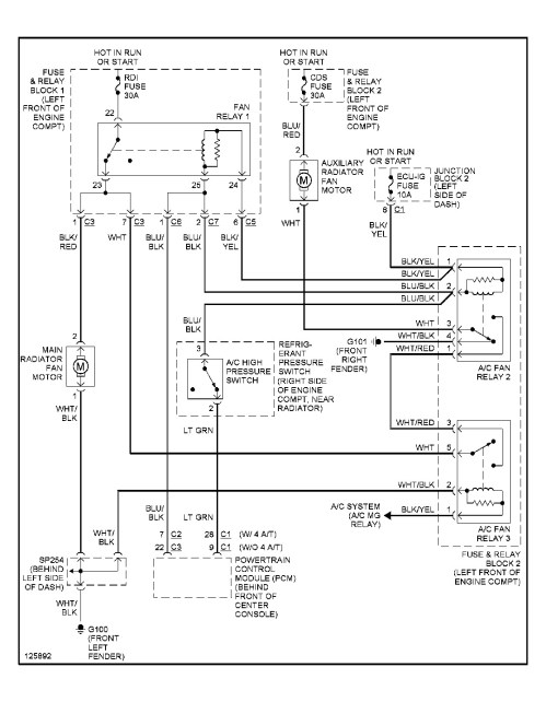 small resolution of 2000 chevrolet prizm cooling fan relay where can i locate thegeo prizm 1 6 engine cooling