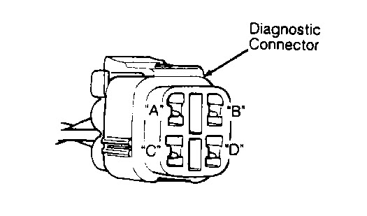 Where Is the Connector to Diconnect When Setting the
