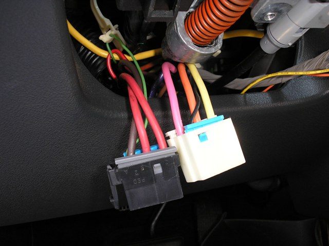 Cavalier Ignition Switch On Gm Steering Column Ignition Switch Wiring