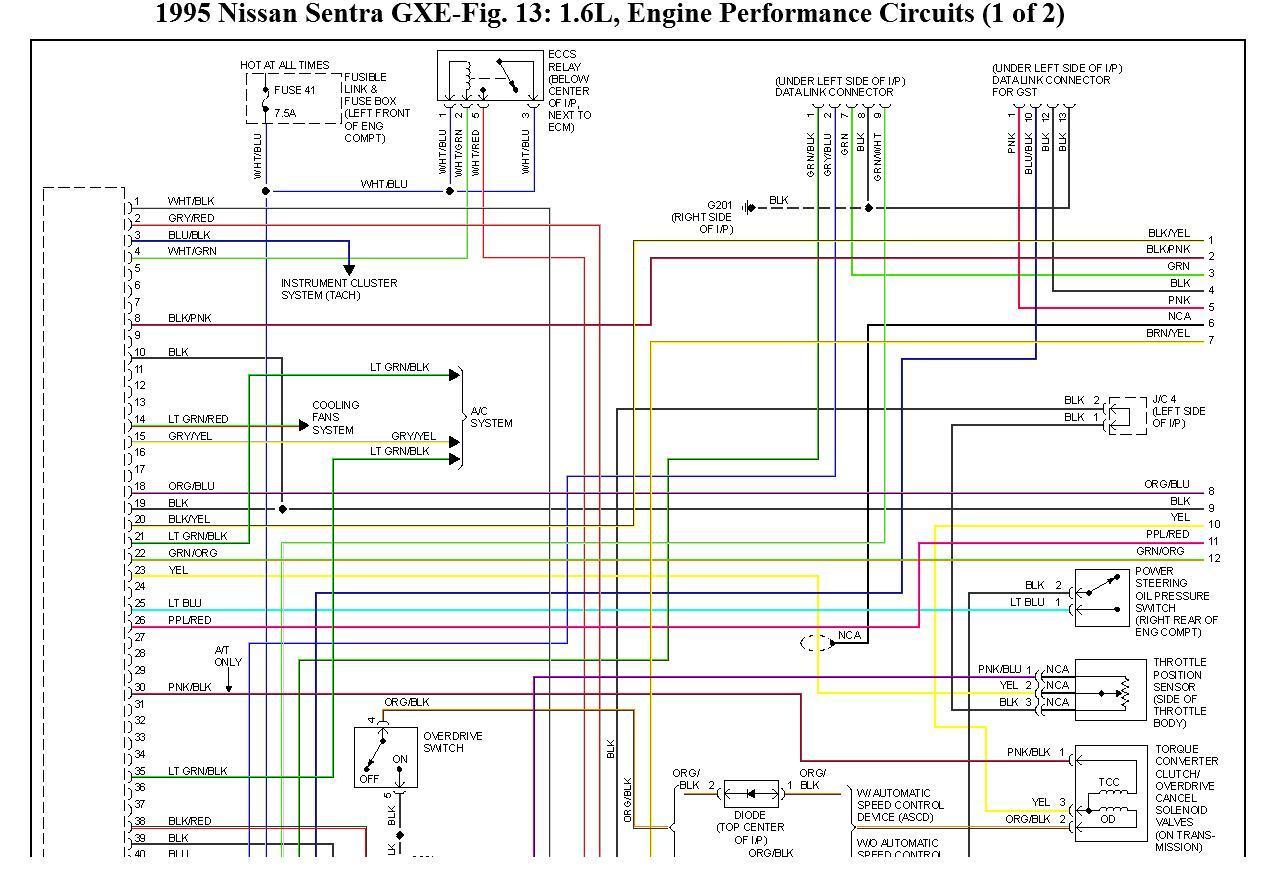 2004 Nissan Sentra Alarm Wiring Diagram Wiring Diagram