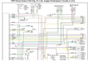 Nissan Sentra Ecm Wire Diagram | Wiring Library