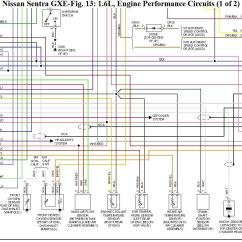 2001 Nissan Sentra Wiring Diagram Bass Guitar Diagrams Pdf 1996 Somurich