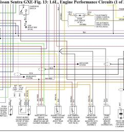 wiring diagram for nissan sentra gxe 1995 wiring problem 2004 nissan sentra parts diagram 1995 nissan sentra engine diagram [ 1249 x 863 Pixel ]