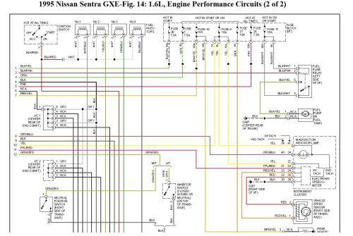 small resolution of 95 nissan wiring diagram wiring diagram schematics nissan wiring schematics 2004 nisan nissan wiring schematics