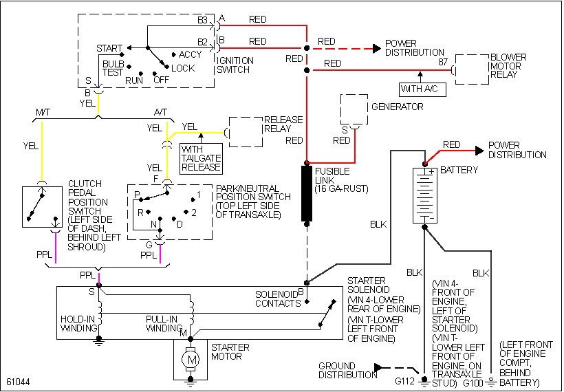 2000 cavalier fuse diagram