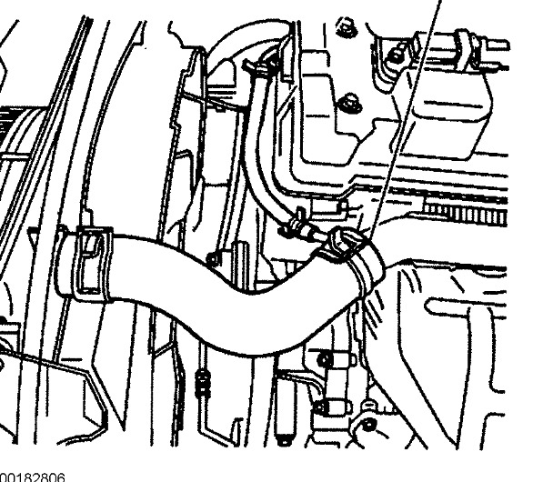 2002 Chevrolet Tracker Emmision and Vavume Hoses: I Need