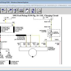 Auto Charging System Wiring Diagram Iveco Daily 2007 Will Not Charge Alternator Works Ok And Battery Is Thumb