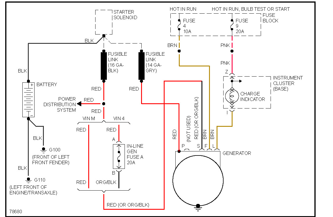 Where Is the Relay Switch for the Charging System Located