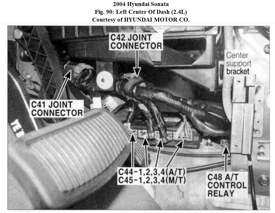 hyundai wiring diagrams trailer diagram 7 pin 5 wires has no spark: autozone said