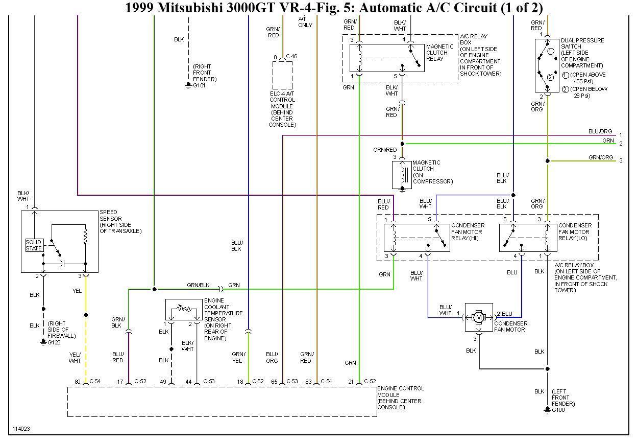 3000gt alternator wiring diagram john deere l120 electrical mitsubishi ac diagrams all