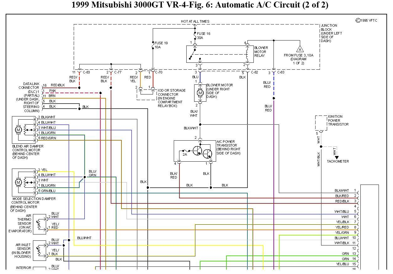 hight resolution of mitsubishi galant vr4 wiring diagram