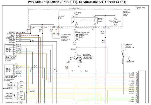 small resolution of mitsubishi 3000gt climate control wire diagram wiring diagram post mitsubishi 3000gt ac wiring diagrams