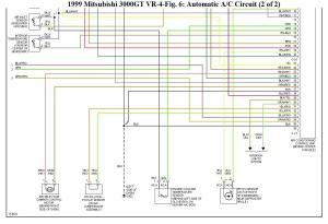 1999 Mitsubishi Galant Convert Manual AC to Auto
