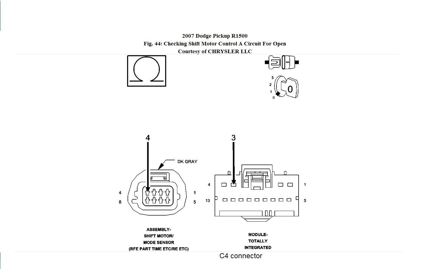 2010 dodge ram 1500 4wd wiring diagram