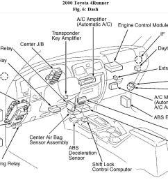 1998 toyota 4runner ignition wiring diagram [ 1476 x 849 Pixel ]