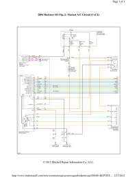 2008 Hummer H3 Fuse Box Diagram. Diagrams. Auto Wiring Diagram