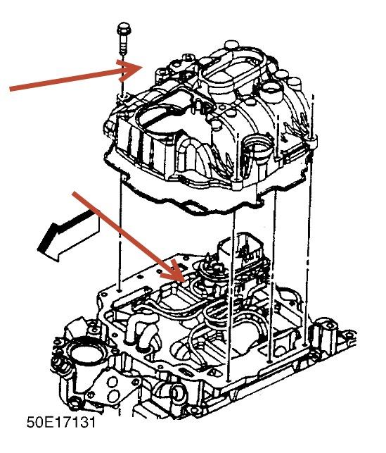 1997 GMC Jimmy Regulator in the Fuel Pump?