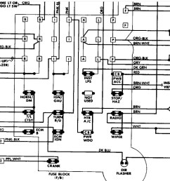 1989 chevy truck fuse box wiring diagrams 1989 chevrolet silverado fuse diagram [ 1466 x 739 Pixel ]