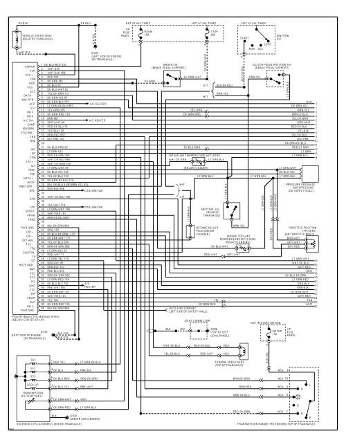 small resolution of 1995 ford escort wiring diagram i need to find a color coded 95 ford l9000 wiring diagram 95 ford wiring diagram
