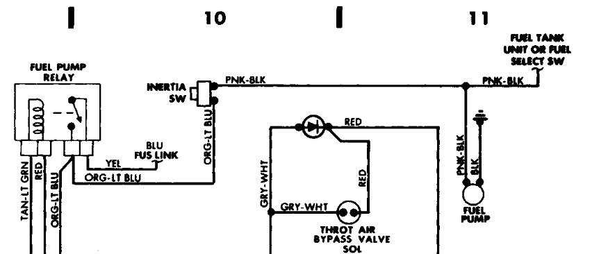Ford Inertia Switch Wiring Diagram Ford Inertia Switch