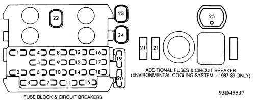 small resolution of 1989 toyota van fuse box online wiring diagram 1989 toyota 4runner fuse box toyota 1989 fuse box
