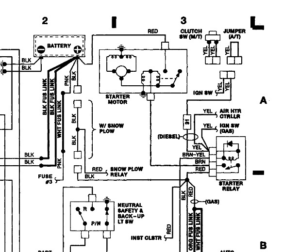1989 Dodge Ram Truck Wiring Diagram. Dodge. Wiring