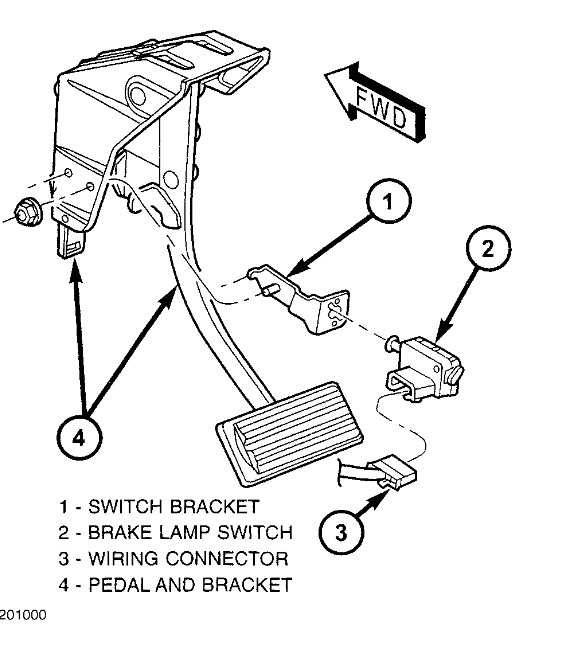 [How To Install Light Switch 2002 Chrysler Town Country
