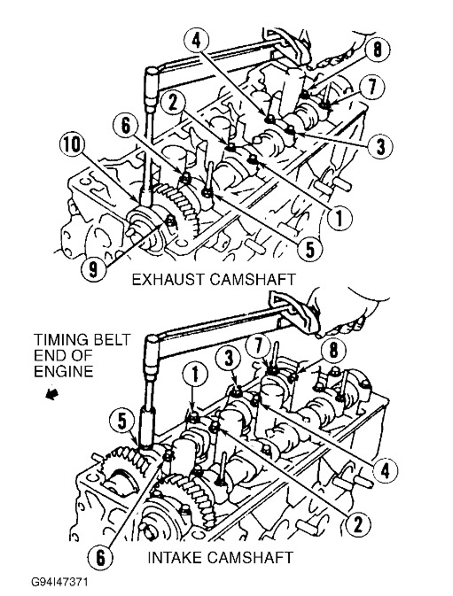 1997 Toyota Corolla Torque Settings: Hi Could You Tell Me