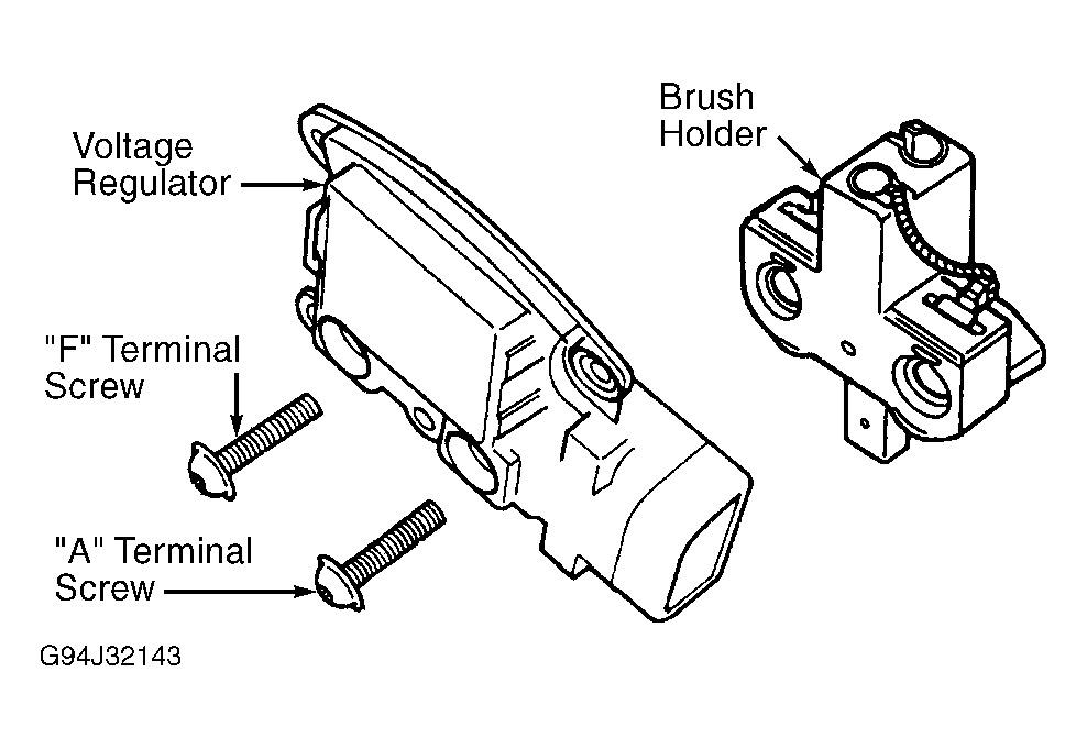 1998 f150 alternator wiring diagram iota i 24 emergency ballast mercury mystique had a the go out thumb