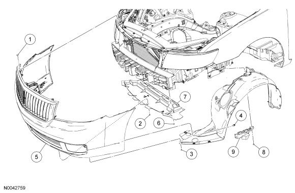 2009 Lincoln Mkz Headlight Wiring Diagram