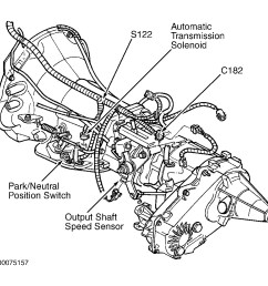 output speed sensor i cannot locate where the output 47re parts diagram 47re diagram 4x4 [ 1104 x 1031 Pixel ]