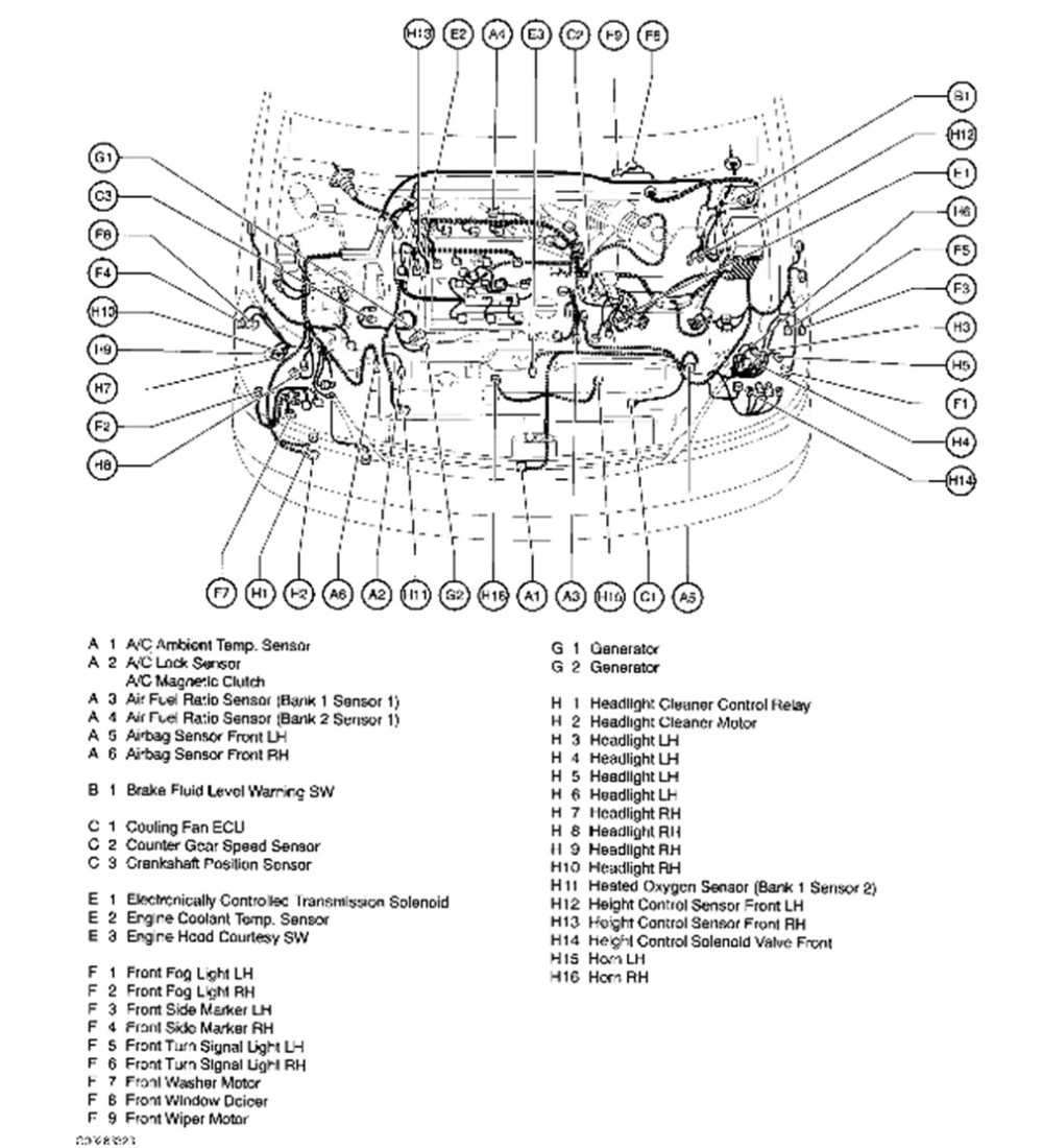 medium resolution of lexus rx 330 error code p2238 and p2241 location diagram of a f sensor bank 1 sensor 1 02 lexus rx 300 3