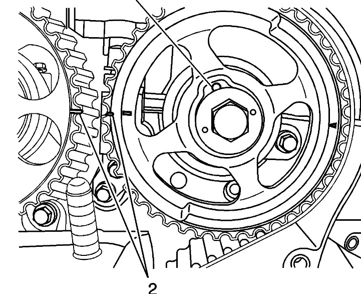 Service manual [2010 Chevrolet Aveo Serpentine Belt