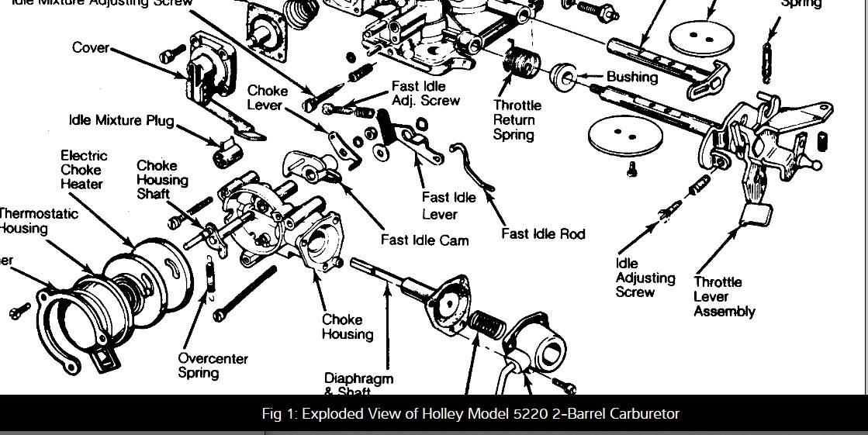 1987 Dodge Dakota Certain Carb Choke Operational Part.