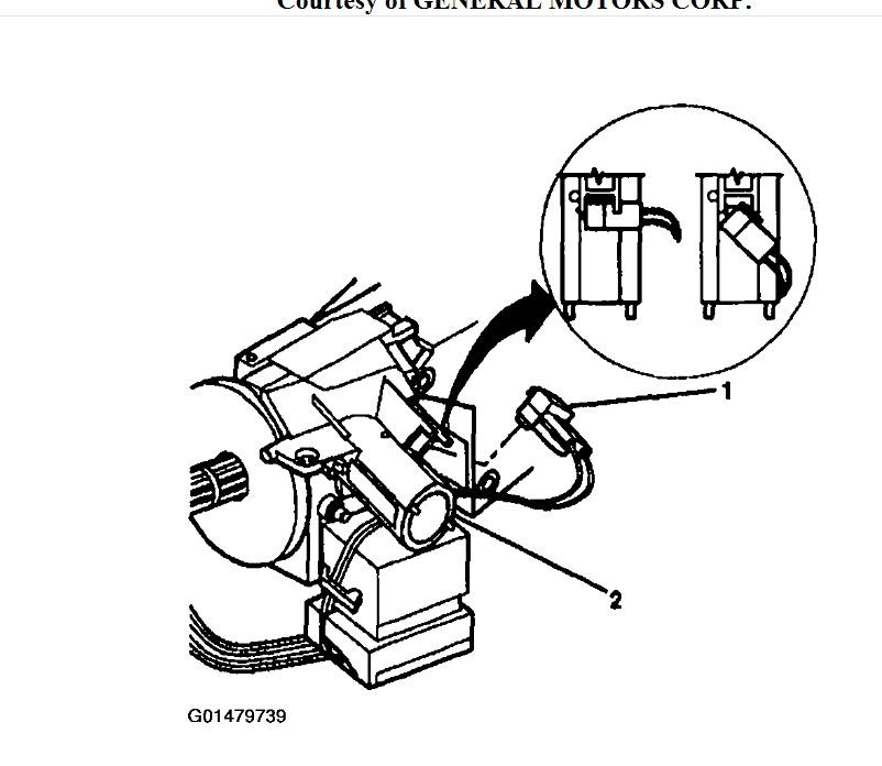 2003 Chevrolet Silverado Ignition Cylinder Housing: I Need
