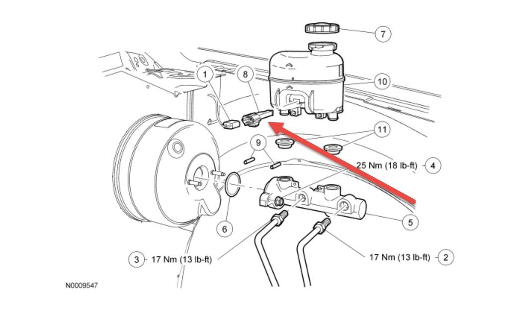 fluid level sensor wiring diagram