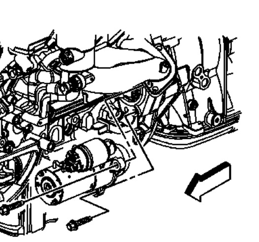 Service manual [2006 Cadillac Cts Removal Diagram