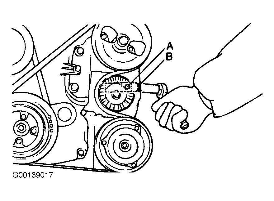 Serpentine Belt Replacement Diagram Needed: How Do You