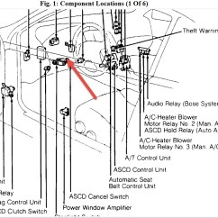 300zx Wiring Diagram Ford Cruise Control Ascd 25 Images