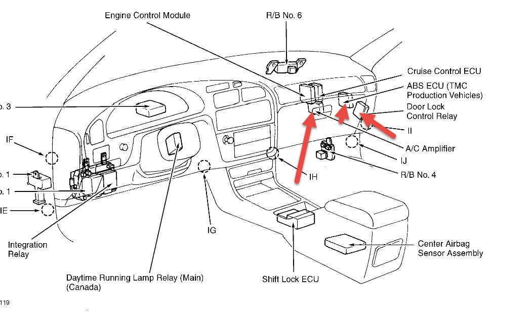Toyota Diagram Wiring 1967 Avalon. Toyota. Auto Parts