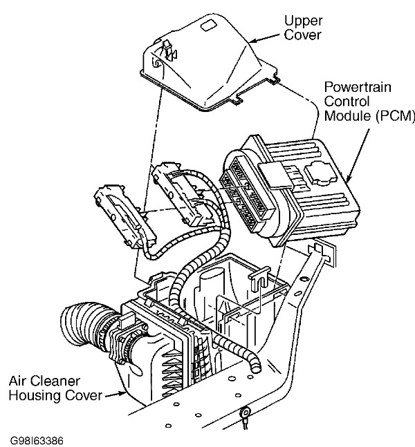 01 Chevy Astro Pcm Diagram : 26 Wiring Diagram Images
