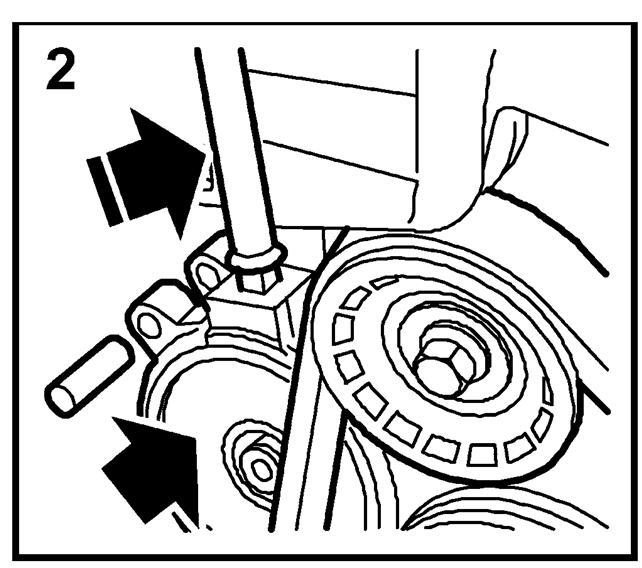 SAAB Power Steering: Replace Belt on SAAB Power Steering
