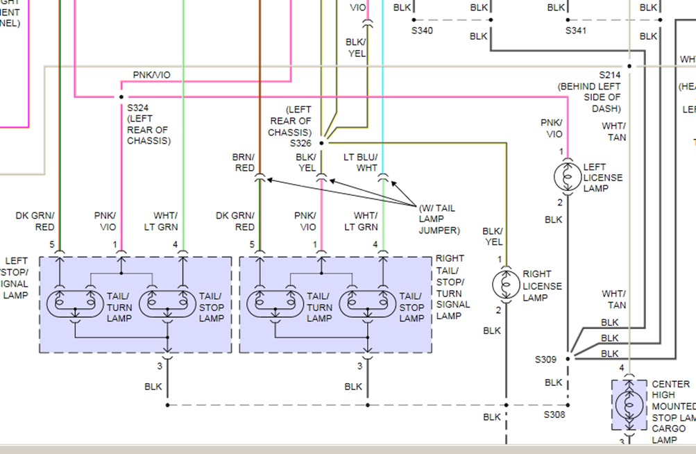 2004 Dodge Rear Light Wiring Wiring Diagram Parched Make Parched Make Cfcarsnoleggio It