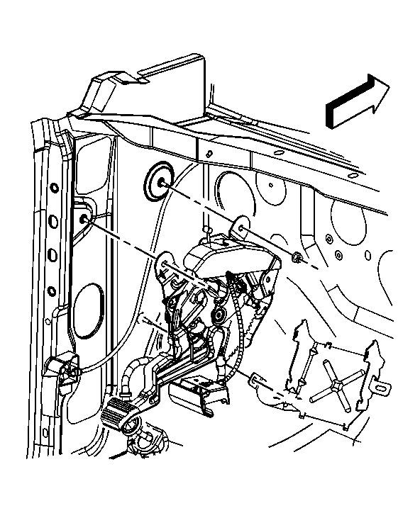 2004 Chevrolet Silverado Emergency Brake: I Was Asking