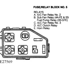 1993 Toyota Celica Radio Wiring Diagram Fish For Labs 1992 Paseo 1996 Tercel