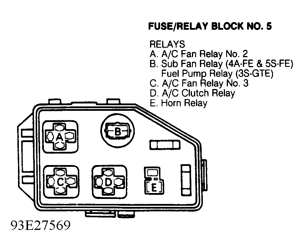 hight resolution of 1993 toyota paseo fuse box diagram toyota auto wiring 2004 toyota matrix fuse box diagram 2001 toyota avalon fuse diagram
