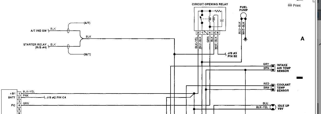 1992 Toyota Celica Fuel Problem: Hi,I Have a Rear 1992