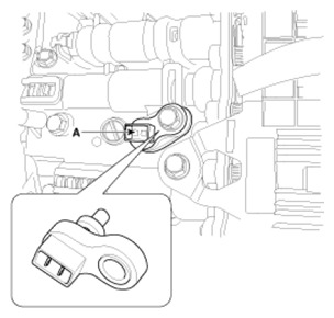 Transmission Fluid Sensor: I Need Location of Fluid Sensor