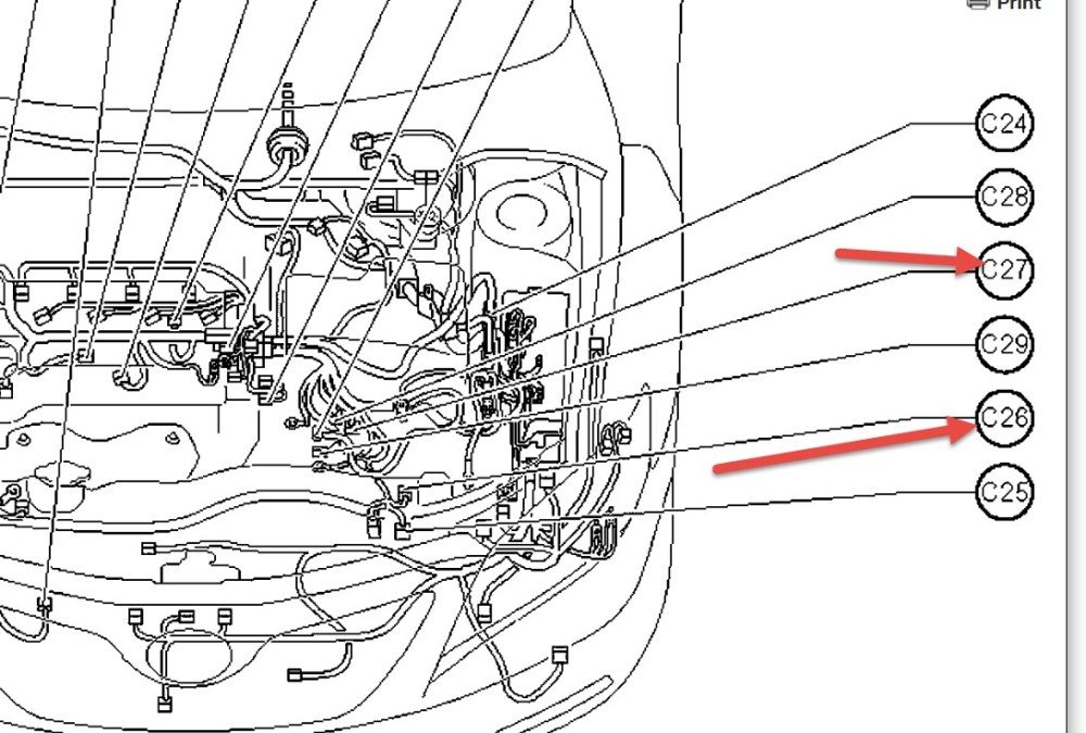 medium resolution of 2007 toyota camry transmission speed sensor i can not find the